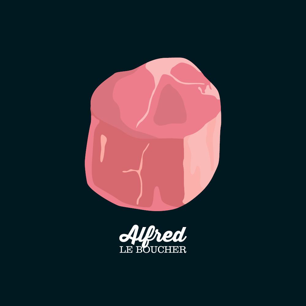 Médaillons de porc d'Alfred le Boucher