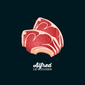 Contre-filet de boeuf AAA d'Alfred le Boucher